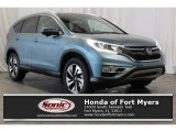 2016 Mountain Air Metallic Honda CR-V Touring AWD #110251115