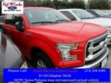 2016 Race Red Ford F150 XLT SuperCrew #110251148