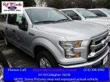 2016 Ingot Silver Ford F150 XLT SuperCrew #110251147