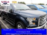 2016 Blue Jeans Ford F150 XLT SuperCab #110251138