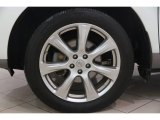 Nissan Murano 2014 Wheels and Tires