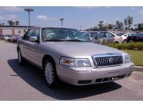 2009 Silver Birch Metallic Mercury Grand Marquis LS #11015625