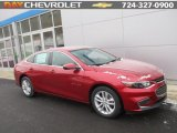 2016 Crystal Red Tintcoat Chevrolet Malibu LT #110275787