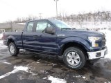 2016 Blue Jeans Ford F150 XL SuperCab 4x4 #110275886