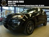 2016 Shadow Black Ford Explorer Sport 4WD #110275877
