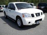 2007 White Nissan Titan XE King Cab #11015665