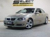 2008 Platinum Bronze Metallic BMW 3 Series 335i Convertible #110275872
