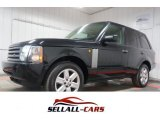 2005 Java Black Pearl Land Rover Range Rover HSE #110275701