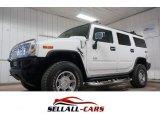 2003 White Hummer H2 SUV #110275698