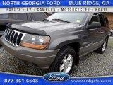 2002 Graphite Metallic Jeep Grand Cherokee Laredo #110275694