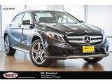 2015 Night Black Mercedes-Benz GLA 250 4Matic #110307204