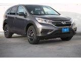 2016 Modern Steel Metallic Honda CR-V SE #110307232