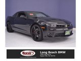 2014 Black Chevrolet Camaro SS Coupe #110307292
