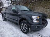 2016 Ford F150 Lithium Gray