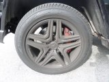 Mercedes-Benz G 2013 Wheels and Tires
