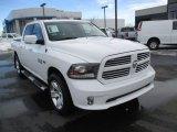 2014 Bright White Ram 1500 Sport Crew Cab 4x4 #110324477