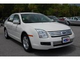 2008 White Suede Ford Fusion SE #11015651