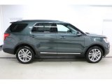 2016 Guard Metallic Ford Explorer XLT 4WD #110324346