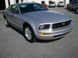 2009 Brilliant Silver Metallic Ford Mustang V6 Coupe #11015571