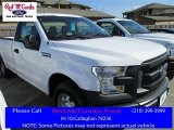 2016 Oxford White Ford F150 XL Regular Cab #110335754