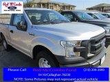 2016 Ingot Silver Ford F150 XL Regular Cab #110335751