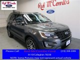 2016 Magnetic Metallic Ford Explorer Sport 4WD #110335744