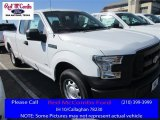 2016 Oxford White Ford F150 XL SuperCab #110335740