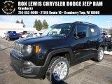 2016 Black Jeep Renegade Latitude 4x4 #110335819