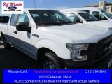 2016 Oxford White Ford F150 XL SuperCab #110335739
