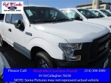 2016 Oxford White Ford F150 XL SuperCab #110335734