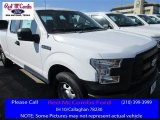 2016 Oxford White Ford F150 XL SuperCab #110335730