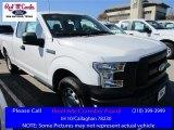 2016 Oxford White Ford F150 XL SuperCab #110335728