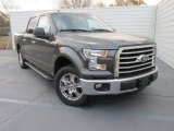 2016 Magnetic Ford F150 XLT SuperCrew #110335972