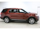 2016 Bronze Fire Metallic Ford Explorer XLT 4WD #110335624
