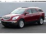 2008 Red Jewel Buick Enclave CXL #110371205