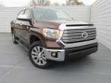 2016 Sunset Bronze Mica Toyota Tundra Limited CrewMax 4x4 #110371138