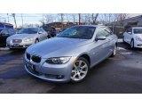 2009 Atlantic Blue Metallic BMW 3 Series 335i Convertible #110371132