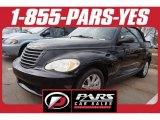 2007 Black Chrysler PT Cruiser Convertible #110371268