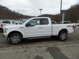 2016 Oxford White Ford F150 XLT SuperCab 4x4 #110371121