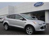 2016 Ingot Silver Metallic Ford Escape Titanium #110371100