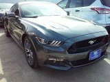 2016 Magnetic Metallic Ford Mustang GT Premium Coupe #110396563