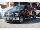 2016 Shadow Black Ford F150 XLT SuperCrew 4x4 #110396670