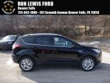 2016 Shadow Black Ford Escape Titanium 4WD #110396615