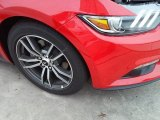 2016 Race Red Ford Mustang EcoBoost Coupe #110396555