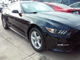 2016 Shadow Black Ford Mustang V6 Coupe #110396544
