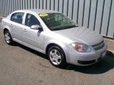 2007 Ultra Silver Metallic Chevrolet Cobalt LT Sedan #1085737