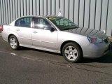 2007 Silverstone Metallic Chevrolet Malibu LT Sedan #1085738