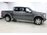 2016 Magnetic Ford F150 Platinum SuperCrew 4x4 #110396422