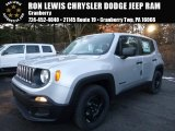 2016 Glacier Metallic Jeep Renegade Sport #110419603