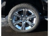GMC Yukon 2016 Wheels and Tires